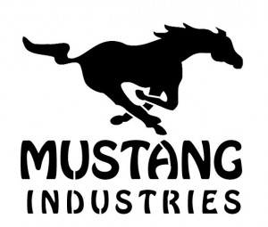 Mustang-Stencil